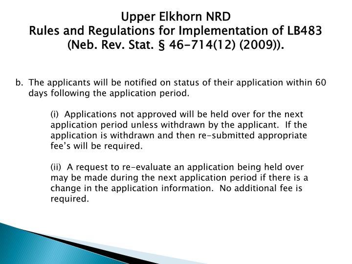 Upper Elkhorn NRD