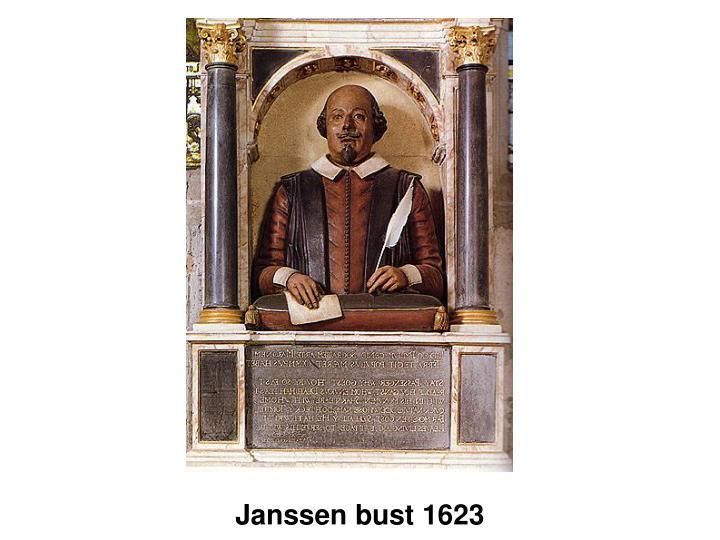 Janssen bust 1623