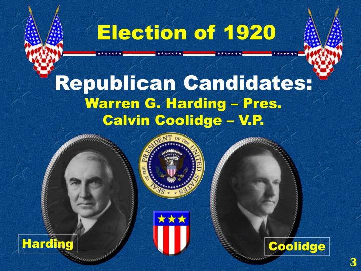 Republican Candidates: