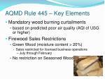 aqmd rule 445 key elements1