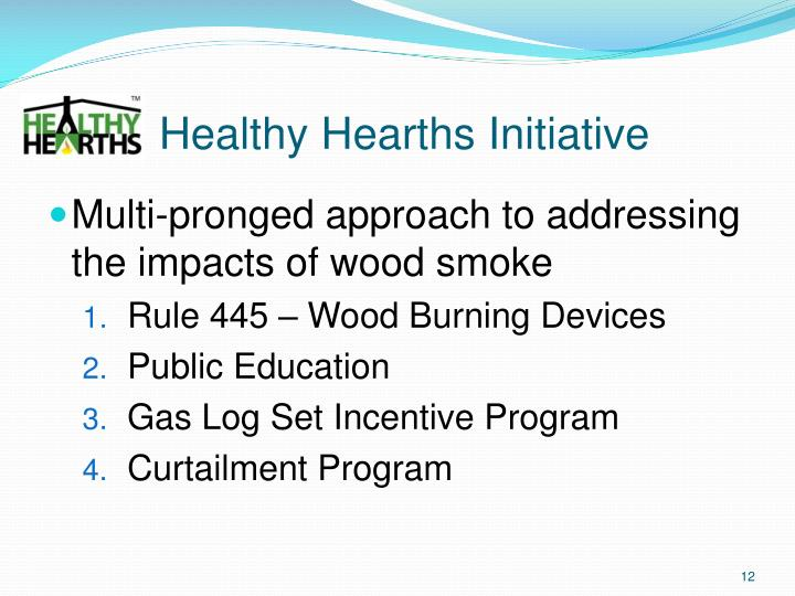 Healthy Hearths Initiative