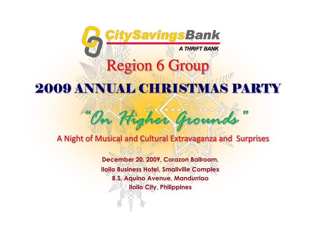 Region 6 Group