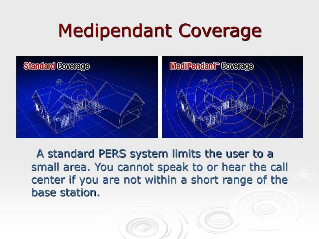 Medipendant Coverage