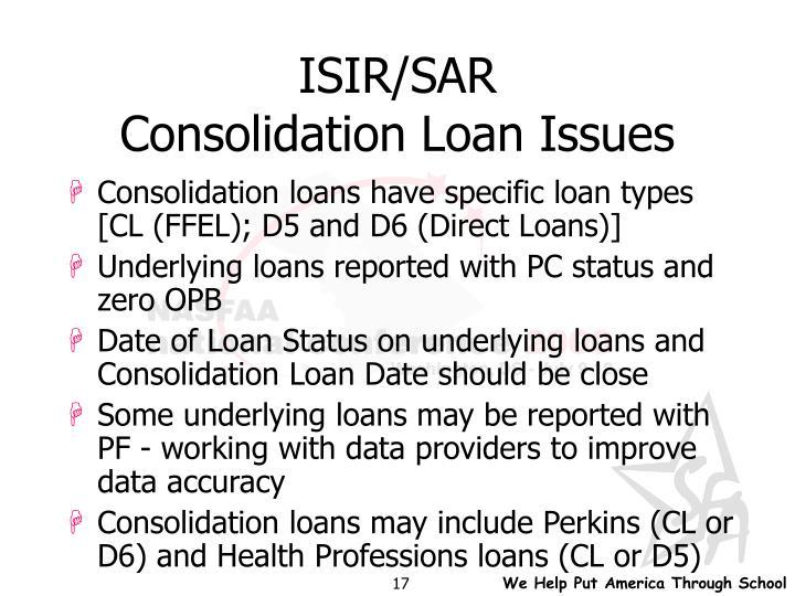 ISIR/SAR