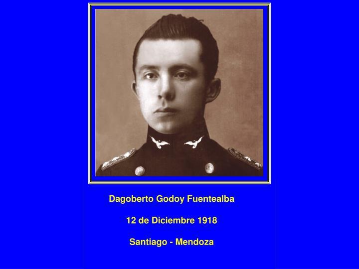 Dagoberto Godoy Fuentealba