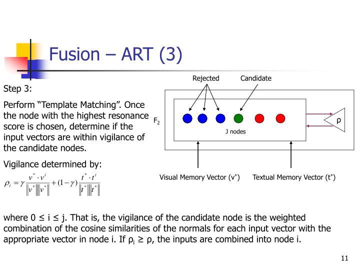 Fusion – ART (3)