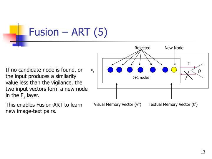 Fusion – ART (5)
