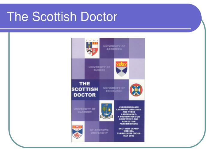 The Scottish Doctor