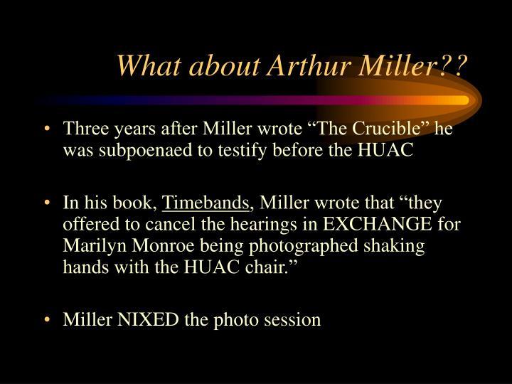 arthur miller biography powerpoint Arthur miller source: weales, gerald death of a salesman text and criticism new powerpoint presentation author: joe bilicic last modified by: joe b.