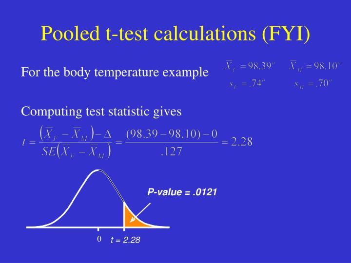 P-value = .0121