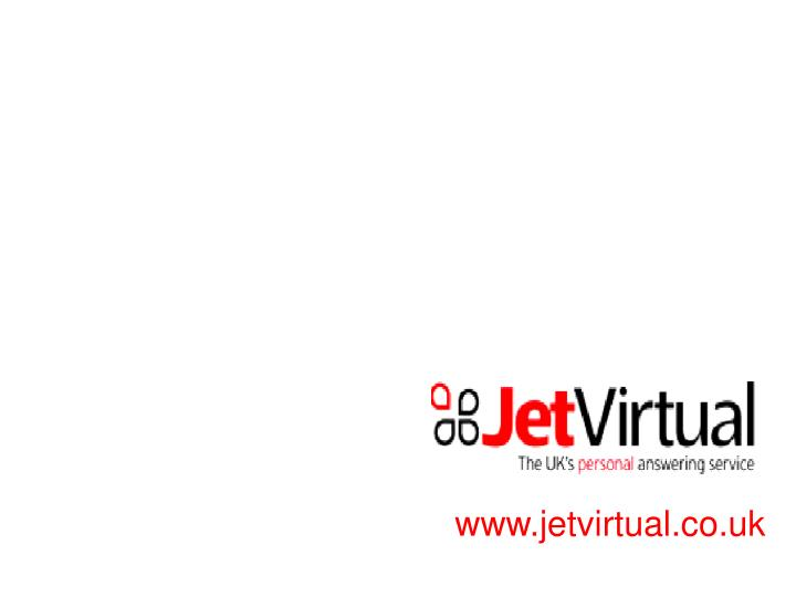 Www jetvirtual co uk