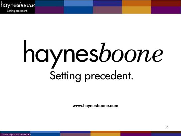 www.haynesboone.com
