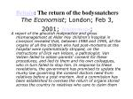 britain the return of the bodysnatchers the economist london feb 3 2001 anonymous