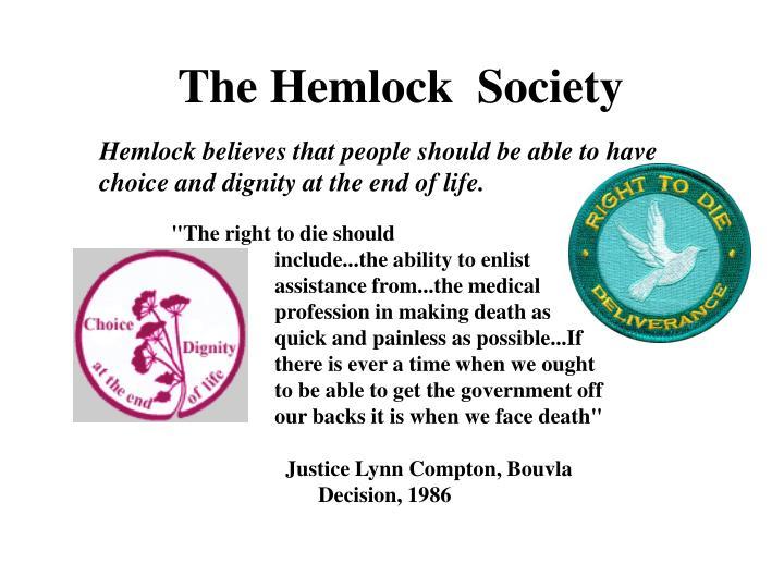 The Hemlock  Society