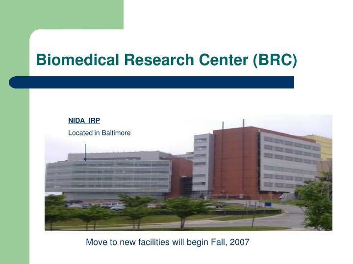 Biomedical research center brc