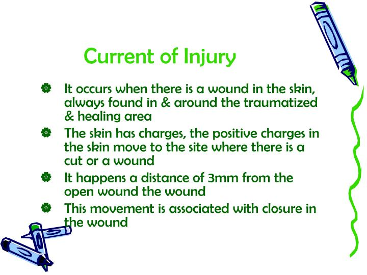 Current of Injury