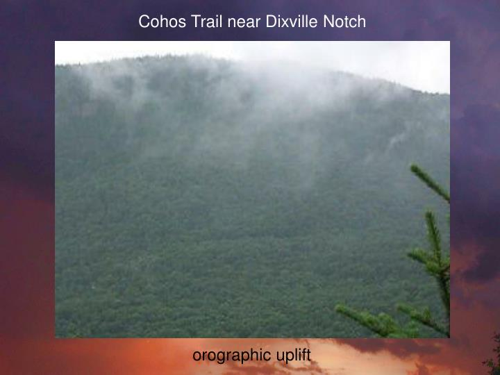 Cohos Trail near Dixville Notch