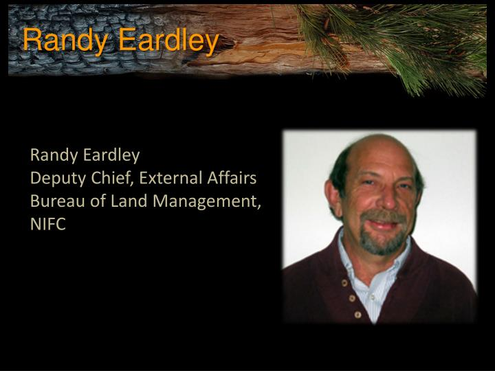 Randy Eardley
