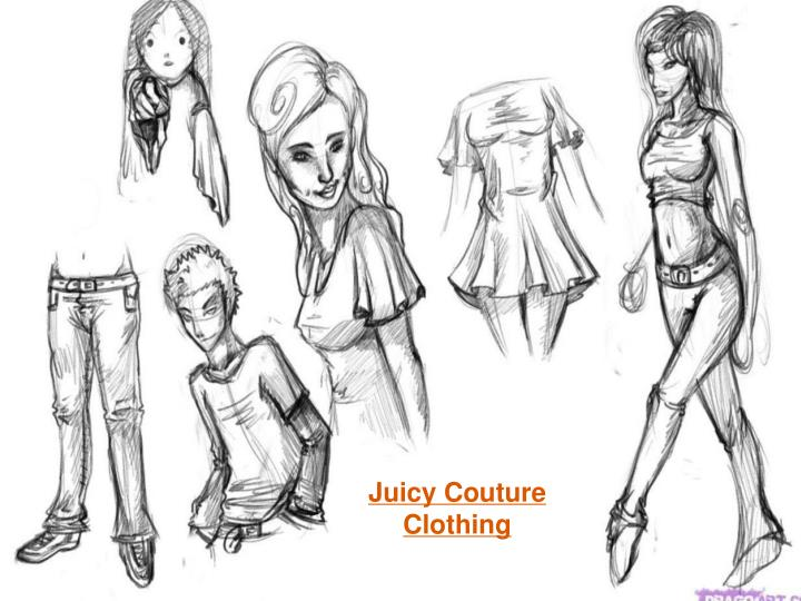 Juicy couture clothing l.jpg
