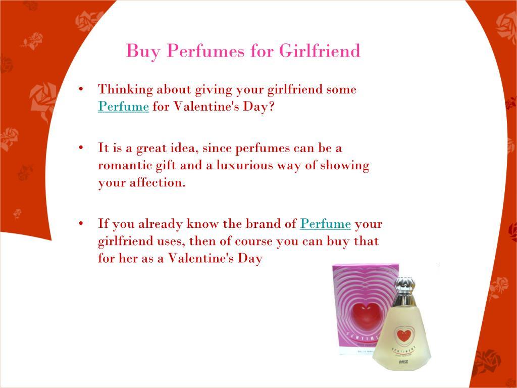 Buy Perfumes for Girlfriend