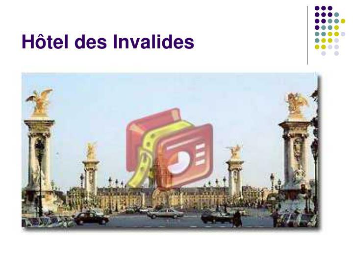 Hôtel des Invalides