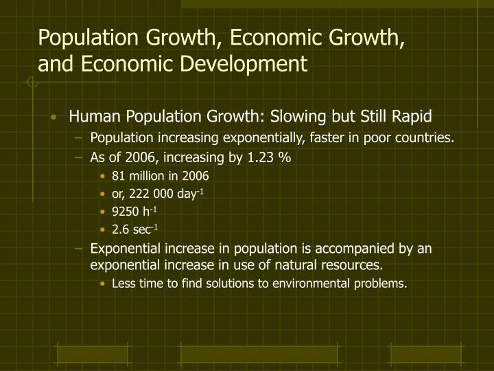 the affects of environmental problems on the economic development Population, development, and environment in india cm lakshmana institute for social and economic change (isec), population research centre, nagarabhavi, bangalore, karnataka 560072, india.