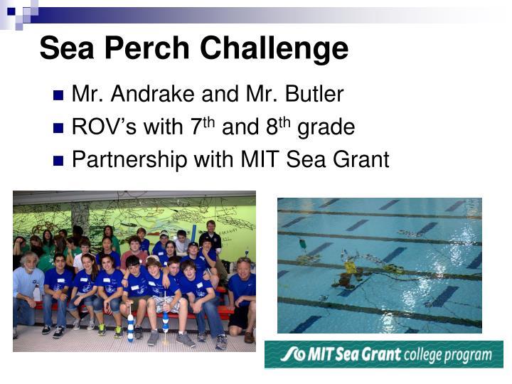 Sea Perch Challenge