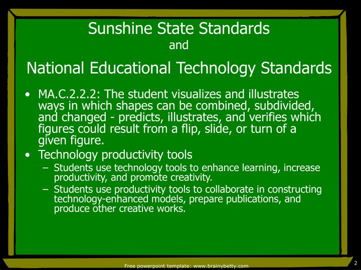 national educational technology standards and performance National educational technology standards and performance indicators for students the iste national educational technology standards (nets•s) a nd performance indicators for students 1.