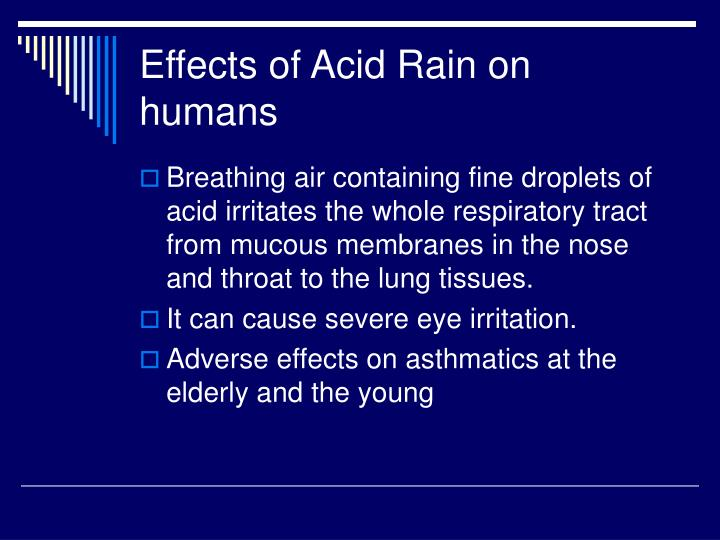 PPT - Acid Rain PowerPoint Presentation - ID:1028161