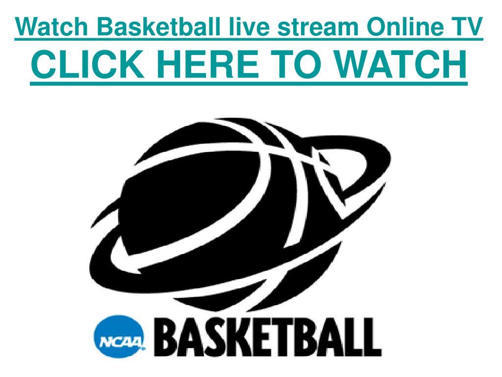 Watch Basketball live stream Online TV
