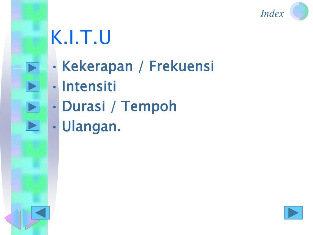 K.I.T.U