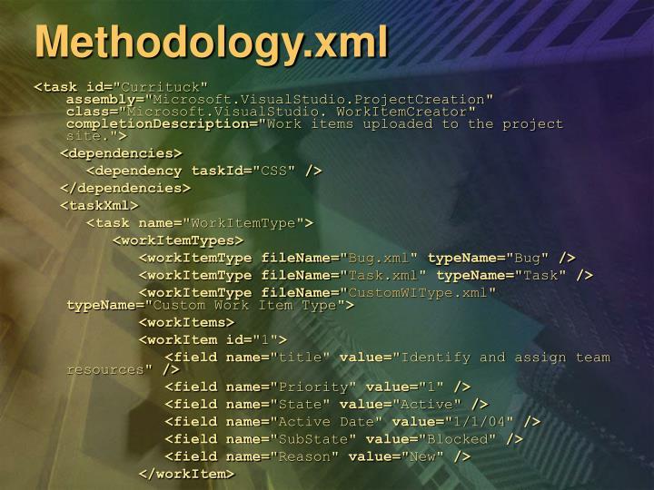 Methodology.xml