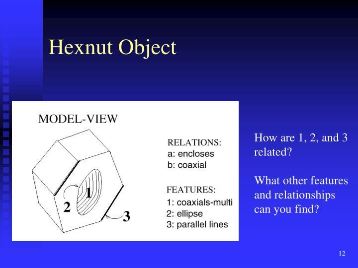 Hexnut Object