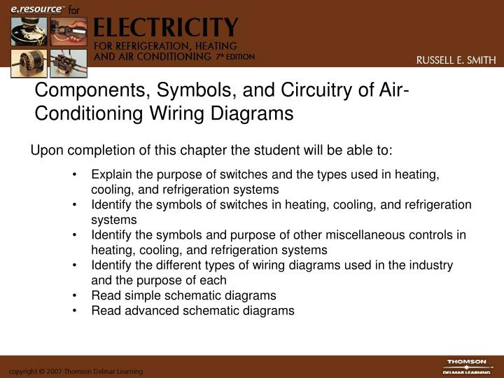 ppt components symbols and circuitry of air. Black Bedroom Furniture Sets. Home Design Ideas