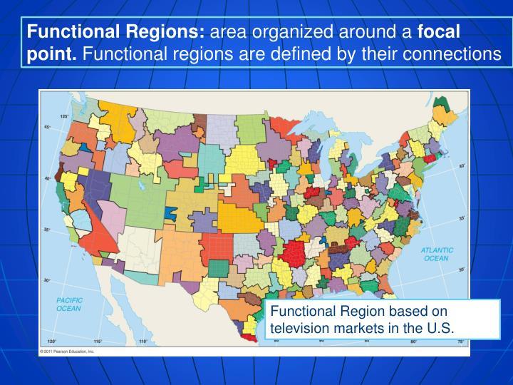Functional Regions: