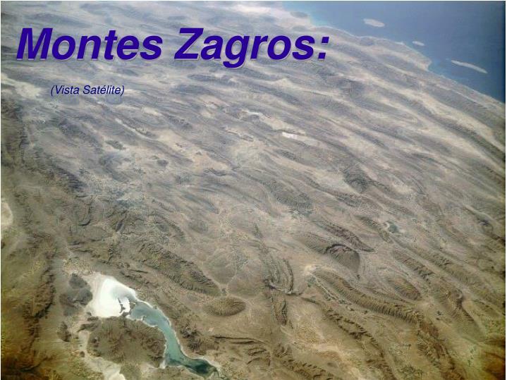 Montes Zagros: