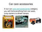 car care accessories1