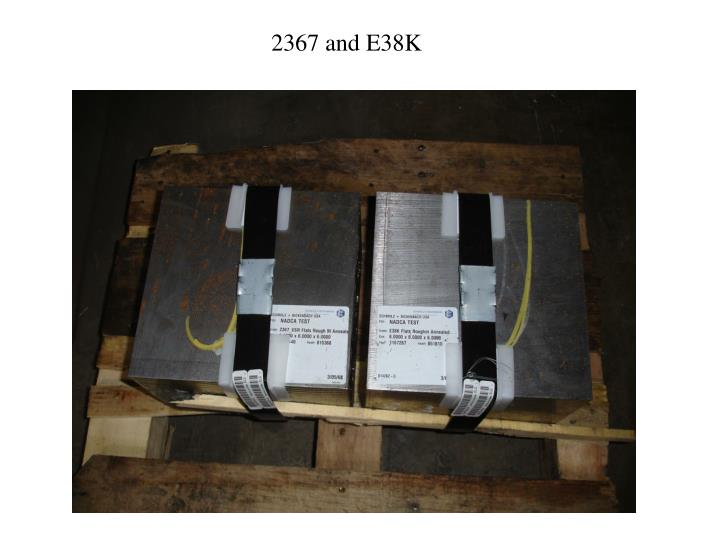 2367 and E38K