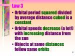 law 3