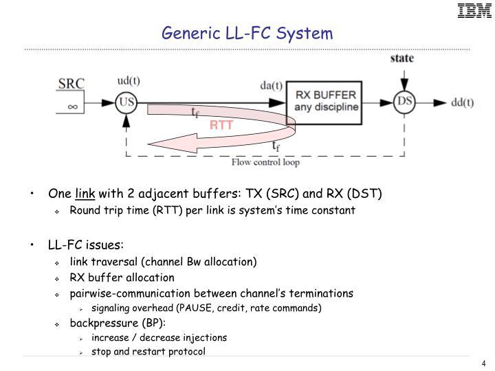 Generic LL-FC System