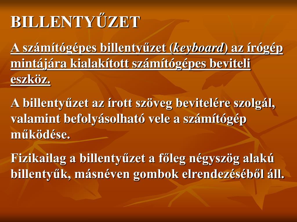 BILLENT