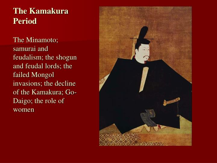 The Kamakura Period