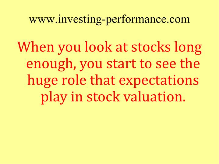 Www investing performance com