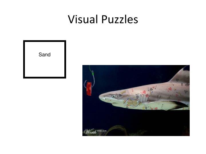Visual Puzzles