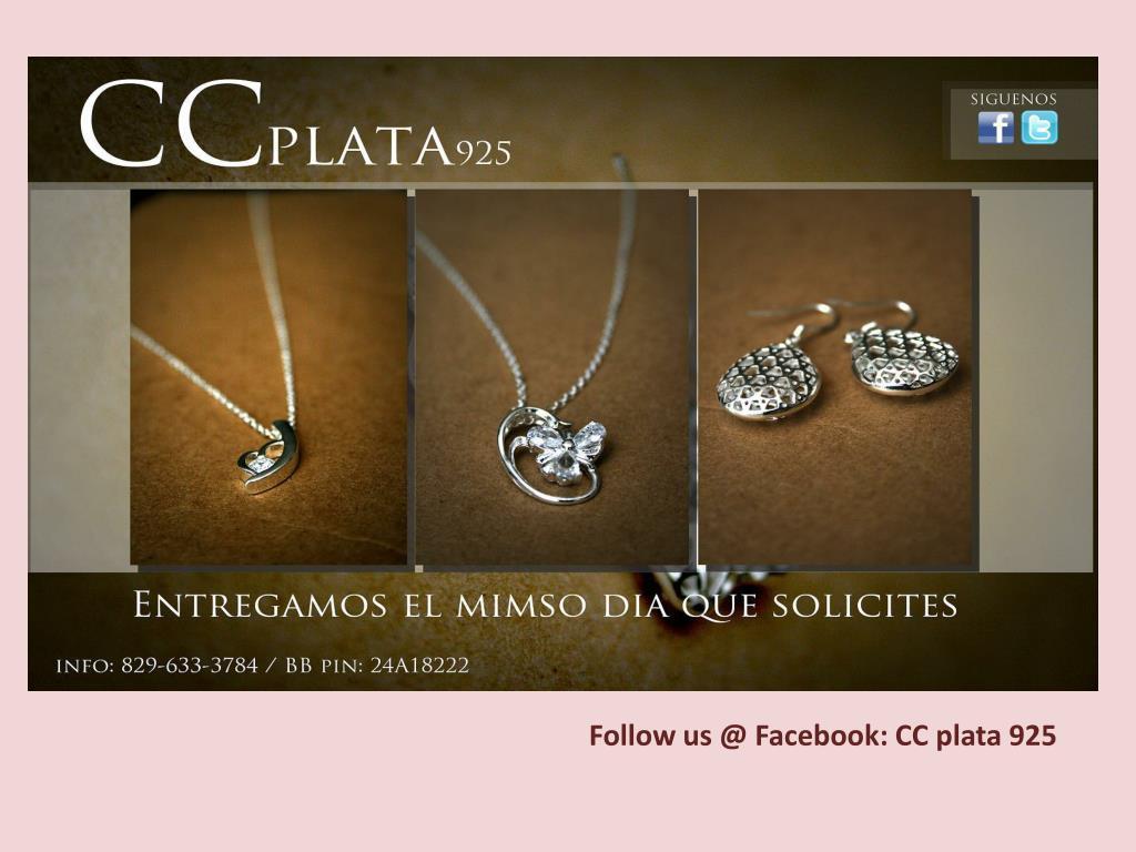 CC Plata 925