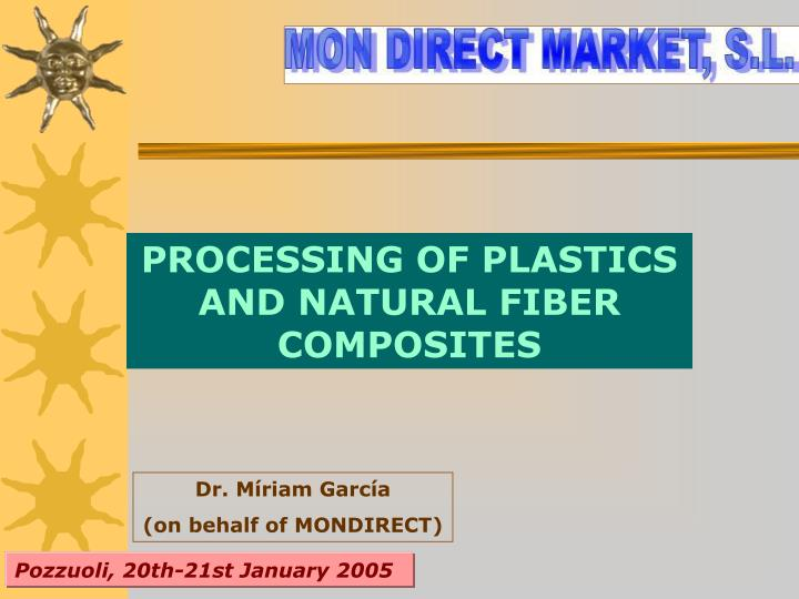natural fiber composites in the consumer Request pdf on researchgate | natural fiber polymer composites: a review | natural fiber reinforced composites is an emerging area in polymer science these natural fibers are low cost fibers with .