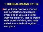 1 thessalonians 2 11 12