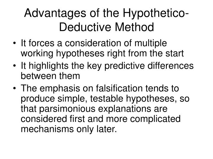 deductive and inductive method of research