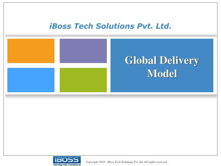 Global Delivery Model