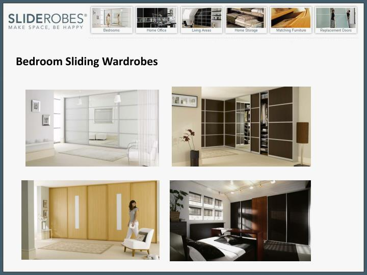 Bedroom Sliding Wardrobes